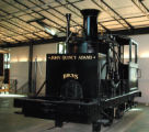 John Quincy Adams Steam Locomotive