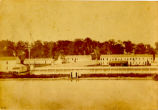 Johnson's Island Prison Photograph