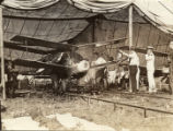Kettering Bug Aerial Torpedo Ready for Launch Photograph