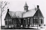 Lena-Conover School Photograph