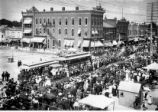 Labor Day Parade on Bucyrus Square Photograph
