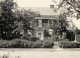 Luther L. Buchwalter Residence Photograph