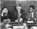 Martin Luther King, Jr. at Ohio University Photograph