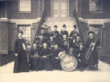 Mount St. Mary Seminary of the West Concert Band Photograph