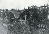 Ohio Electric Interurban Bridge Construction Photographs