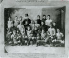Oberlin College Varsity Football Team Photograph