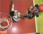 Basketball Game Photograph