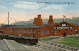 Oxford Pottery Company Postcard