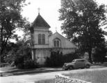 Oxford, Ohio Walnut Street Church Photograph