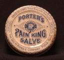 Porter's Pain King Salve Tin