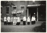 Pontifical College Josephinum Procession Photographs