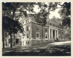 Sanborn Hall Photographs