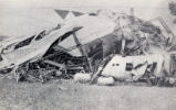 Shenandoah Airship Crash Postcards
