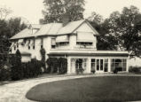 Signal Hill Residence of J. B. Cartmell Photograph