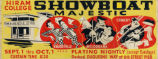 Showboat Majestic Poster