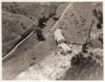 Shenandoah Airship Crash Aerial View Photograph
