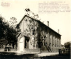 Sisters of St. Francis of  Sylvania Photograph of First Convent