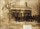 Thomas Edison Birthplace Photographs