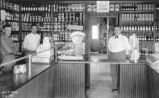 Taylorsville Construction Camp Store Photograph