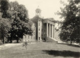 Wittenberg College Myers Hall Photograph