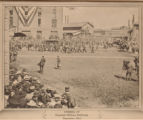 William McKinley Funeral Procession through Canton, Ohio Photograph