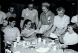 World War II Blood Drive Photographs