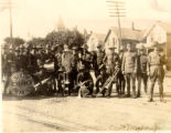 World War I 6th Ohio Infantry Band Photograph
