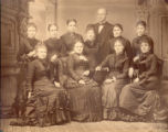 Youngstown Wood Street School Teachers Photograph