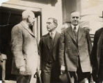 Calvin Coolidge at Otterbein College Photograph