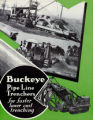 Buckeye Pipeline Trenchers Brochure