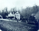 Adams County Mineral Springs Resort Hotel Photograph