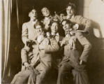 Alpha Beta Delta Fraternity Photograph
