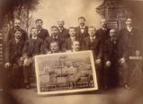 Christian Moerlein Brewing Company Employees Photograph