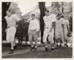 Cleveland Browns Training Camp at Hiram College Photographs