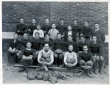 Dalton High School First Football Team Photograph