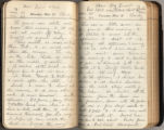 Edwin S. Albaugh manuscripts; diary