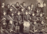 Findlay Boys' Brigade Band Photograph