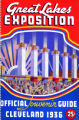 Great Lakes Exposition Souvenir Booklet