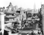 Great Lakes Exposition Streets of the World Photographs