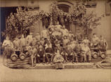 Gambrinus Stock Brewing Company Employees Photograph