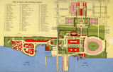 Great Lakes Exposition Souvenir Map
