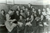 Grove City Young Men's Farming Club Photograph