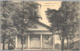 Mennonite Church Postcard