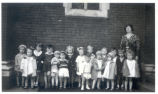 Grace Lutheran Sunday School 1933 Photograph