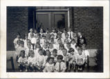 Lincoln School First Grade Photograph