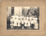 Church of Christ Sunday School Photograph